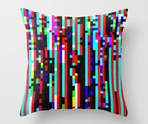 glitch throw pillows by benjamin berg 2