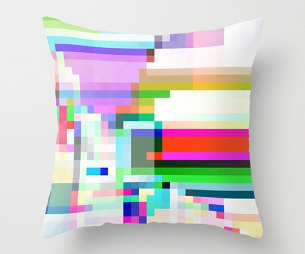 glitch throw pillows by benjamin berg 4