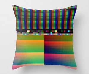 glitch throw pillows by benjamin berg 5