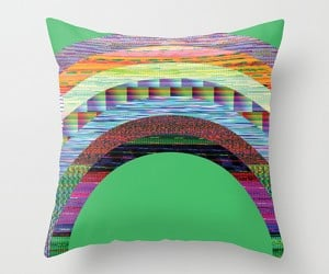 glitch throw pillows by benjamin berg 6