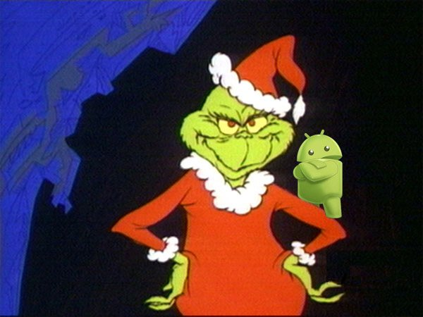 grinch android