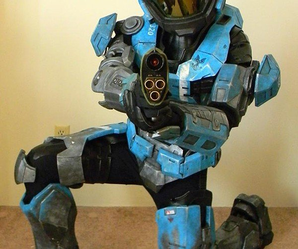 halo reach kat armor by liltyrant 2