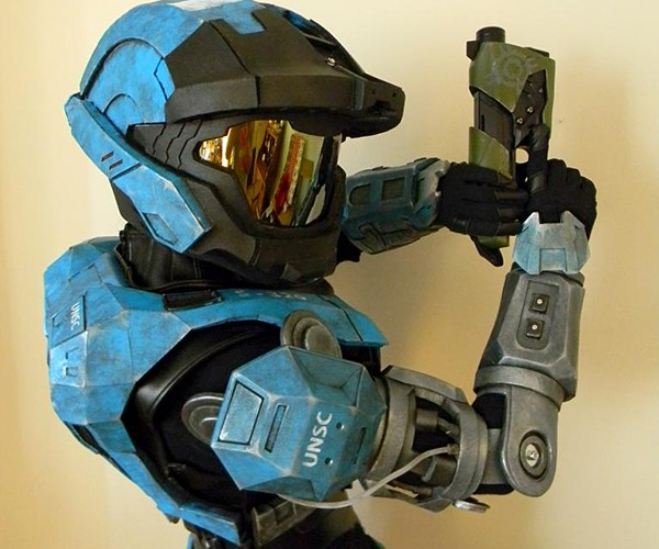 halo reach kat armor by liltyrant 3