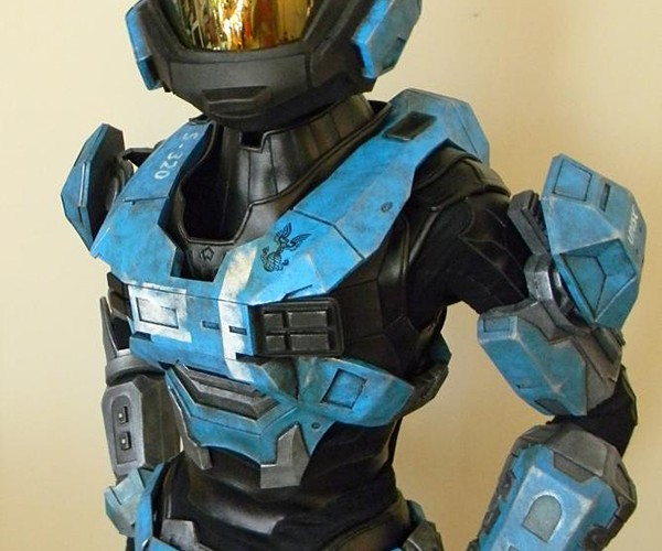 halo reach kat armor by liltyrant 4