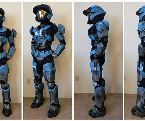 halo reach kat armor by liltyrant 6