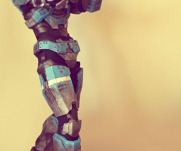 Halo Fan Made Kat Armor is out of This Reach