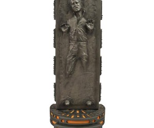 Han Solo in Carbonite Piggy Bank Will Freeze Your Funds