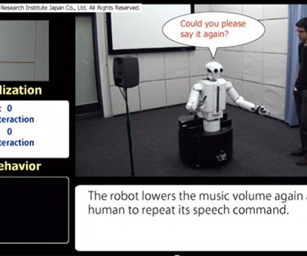 Honda's HEARBO Robot Listens Better Than Most of Us