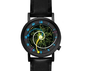 Higgs Boson Watch Puts the God Particle on Your Wrist