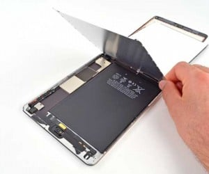 iPad Mini Teardown: Apple Fans Get Ready to Cringe