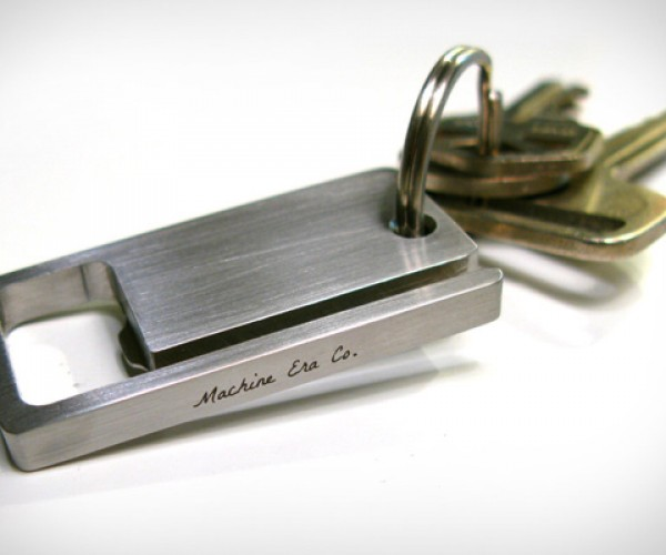 KeySquare: A Keychain That's Definitely Not for Squares