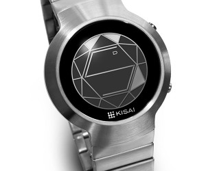 Tokyoflash Kisai Polygon LCD Watch: Telling Time with Triangles (and Hexagons)
