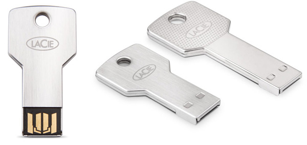 lacie petitekey usb flash drive rugged key