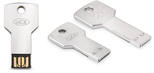 lacie petitekey usb flash drive rugged key
