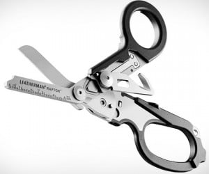 Leatherman Raptor: Scissors Fit for the Upcoming Apocalypse