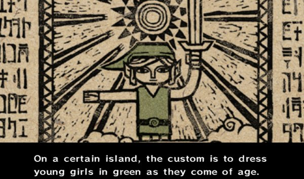 legend of zelda wind waker pronoun hack by mike hoye
