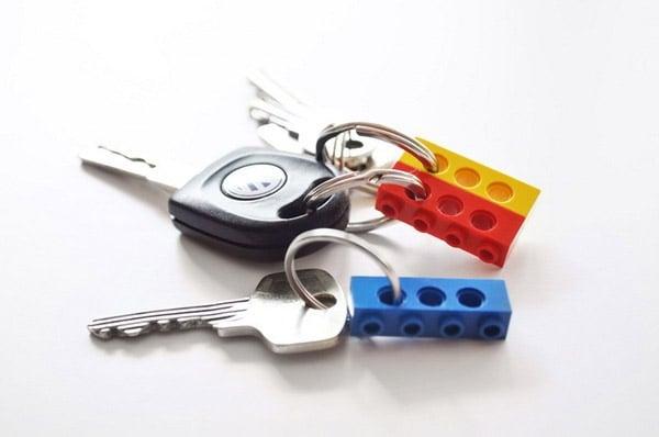 lego keychain 2
