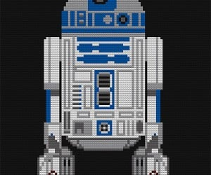 Star Wars LEGO Mosaics: The Real LEGO Star Wars