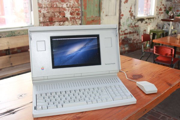macintosh portable hackintosh by patrick blampied