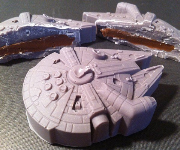 Millennium Falcon Truffles: How Many Calories Are There in 12 Parsecs?