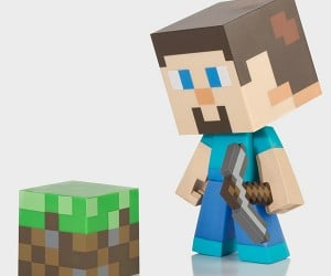 minecraft steve vinyl action figures 3 300x250