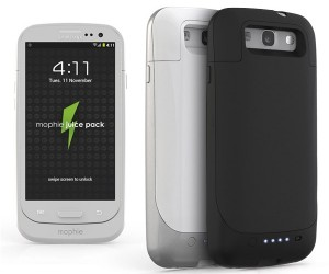 Mophie Unveils Juice Pack for Galaxy S III