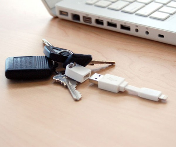 Nomad Lightning Cable Puts an Apple Lightning Connector on Your Keychain