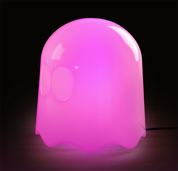 pac man lamp 1