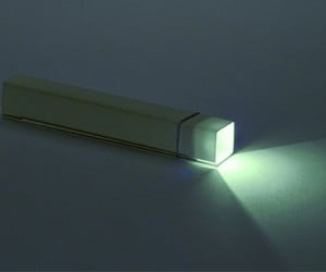 LiteLite: A Flashlight Made of Paper