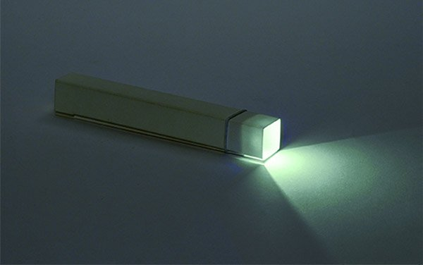 paper flashlight