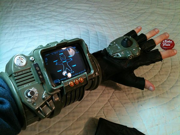 pip-boy 3000 by zacharaiah perry