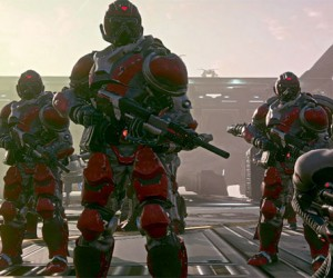 PlanetSide 2 Free to Play MMO Shooter Now Available to Download