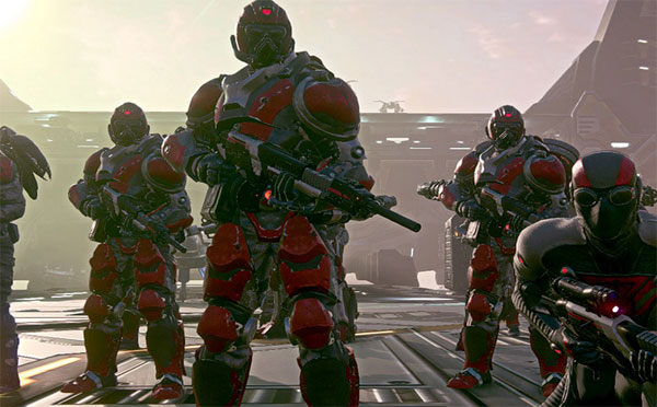 PlanetSide 2 Free to Play MMO Shooter Now Available to ...