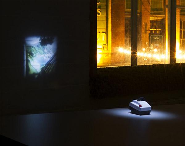 projecteo projector 2