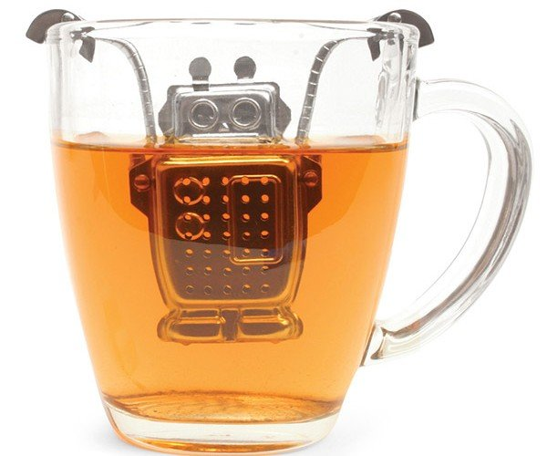 Robot Tea Infuser: Bending Unit Twenty-Tea