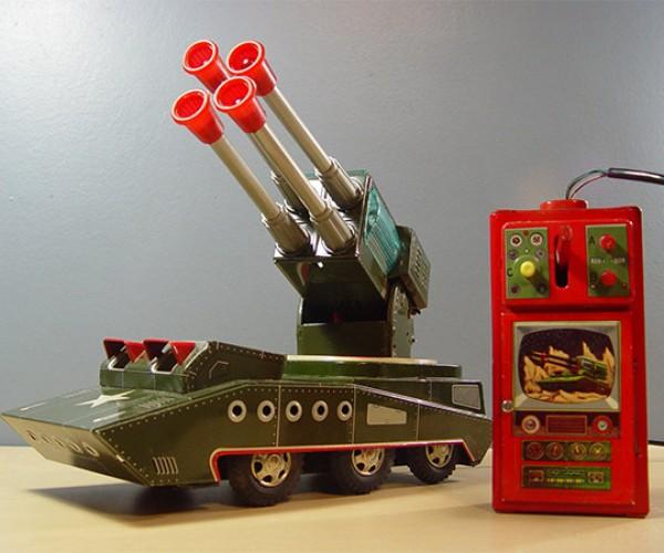 11397c495ff Rosko Pom Pom Tank  Coolest Retro Toy Ever