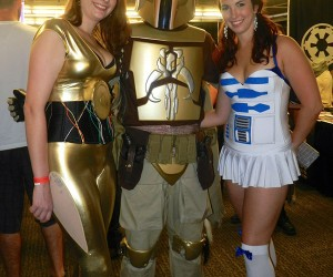 C-3PO and R2-D2 Show Off Their Sexy Side