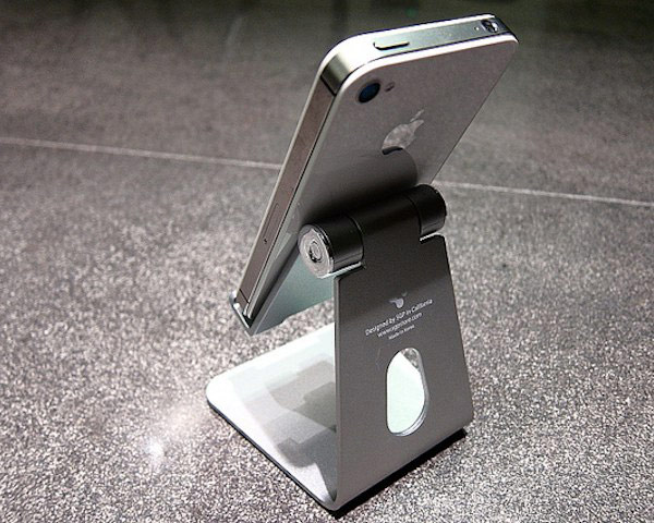 Sgp Kuel S10 Mobile Stand Makes Your Iphone Look Like A