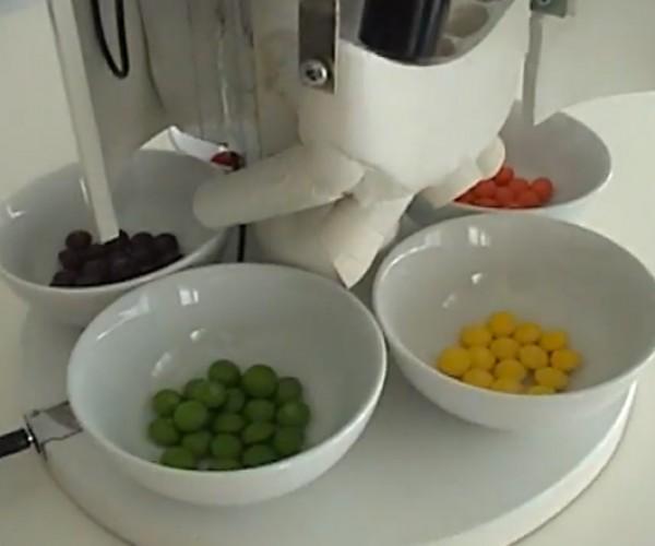 Skittles Sorting Machine: Segregate the Rainbow