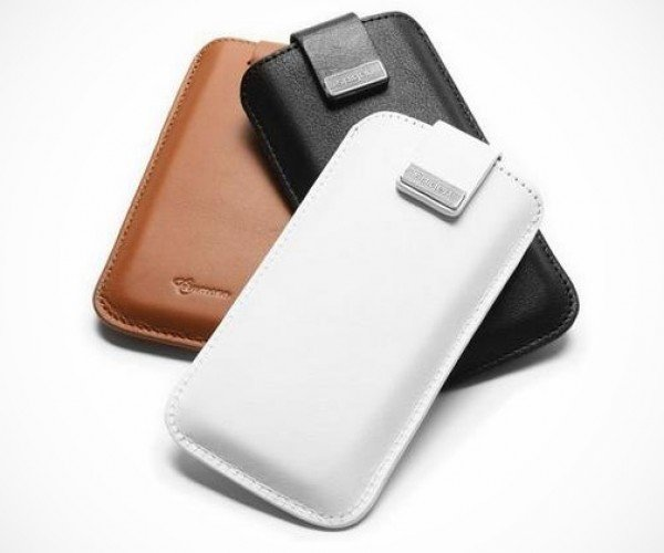 Spigen Crumena iPhone 5 Leather Pouch Offers Elegant Protection, Despite Its Odd Name