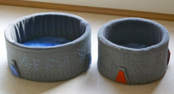 stargate cat bed