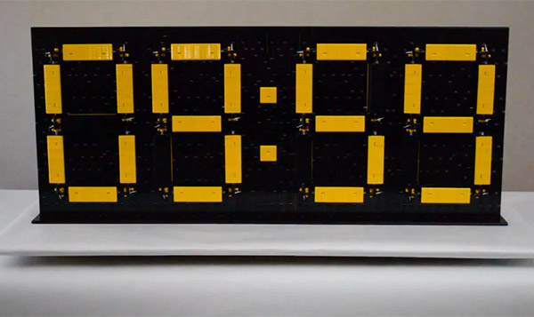 time twister 2 lego clock digits
