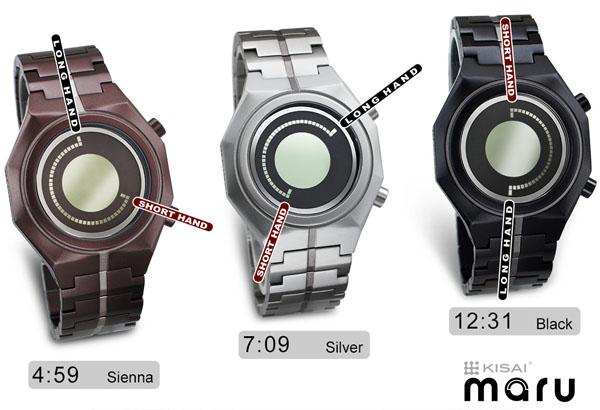 tokyoflash kisai maru timepiece watch japan digital