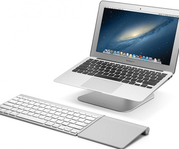 Twelve South HiRise: Lift Your MacBook up in Style