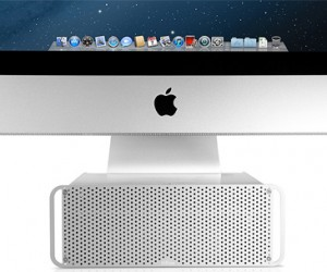 Twelvesouth HiRise for iMac & Cinema Display: Put Them at Eye-Level, Stylishly