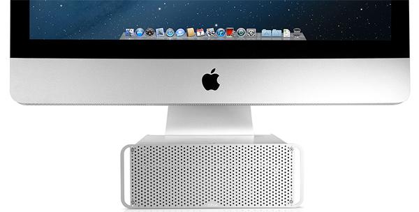 twelvesouth hirise mac acd stand storage apple imac