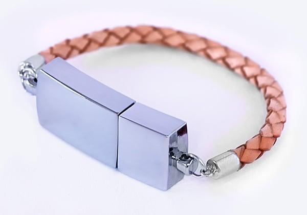 Usb Bracelet Bynordvik Scandinavian Flash Drive Wearable