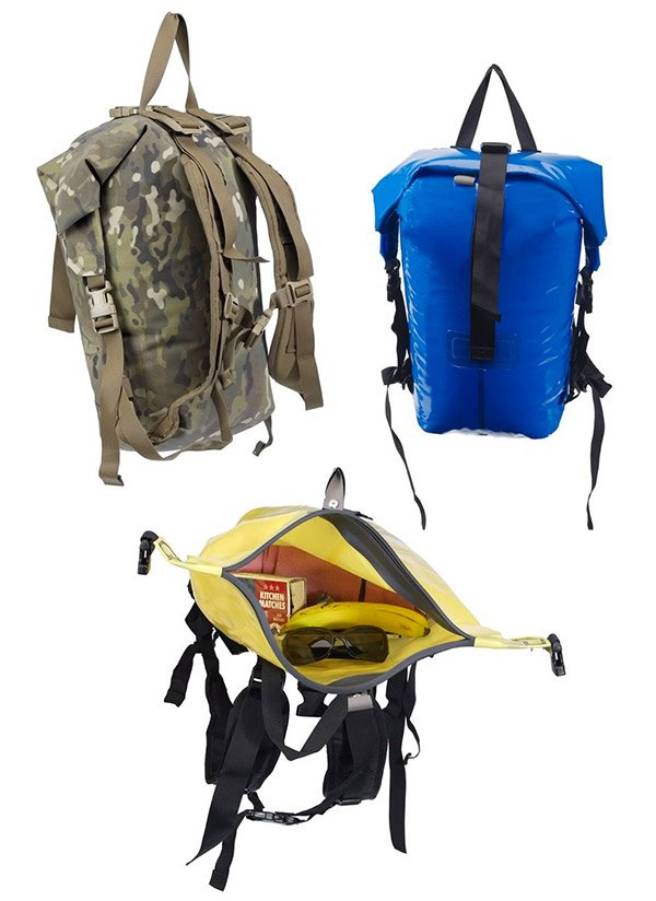 watershed backpack colors