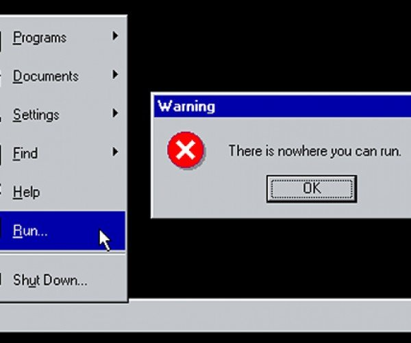 I Don't Remember Windows 95 Being This Terrifying