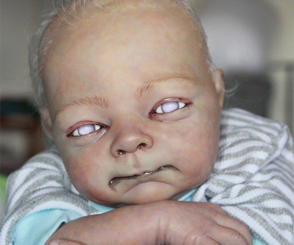 Freaky Baby Monster Dolls Will Make You Never Want to Have Kids